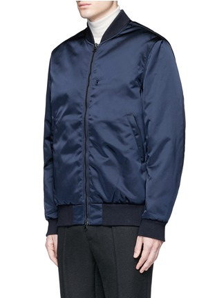 Front View - Click To Enlarge - Acne Studios - 'Selo' bomber jacket