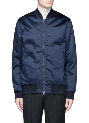 Main View - Click To Enlarge - Acne Studios - 'Selo' bomber jacket