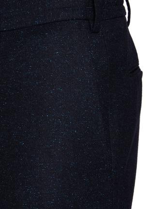 - PT TORINO - Micro Donegal Wool Silk Blend Pants