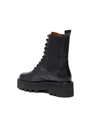 - ATP ATELIER - Pesaro' Leather Combat Boots