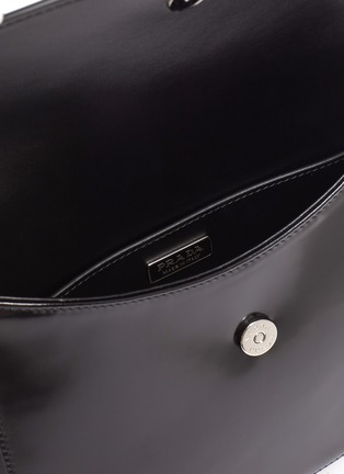 Detail View - Click To Enlarge - PRADA - 'Cleo' spazzolato leather shoulder bag