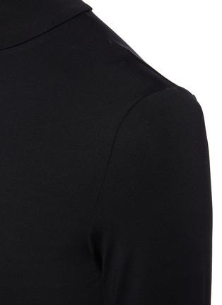 - VINCE - Long Sleeved Turtleneck Top