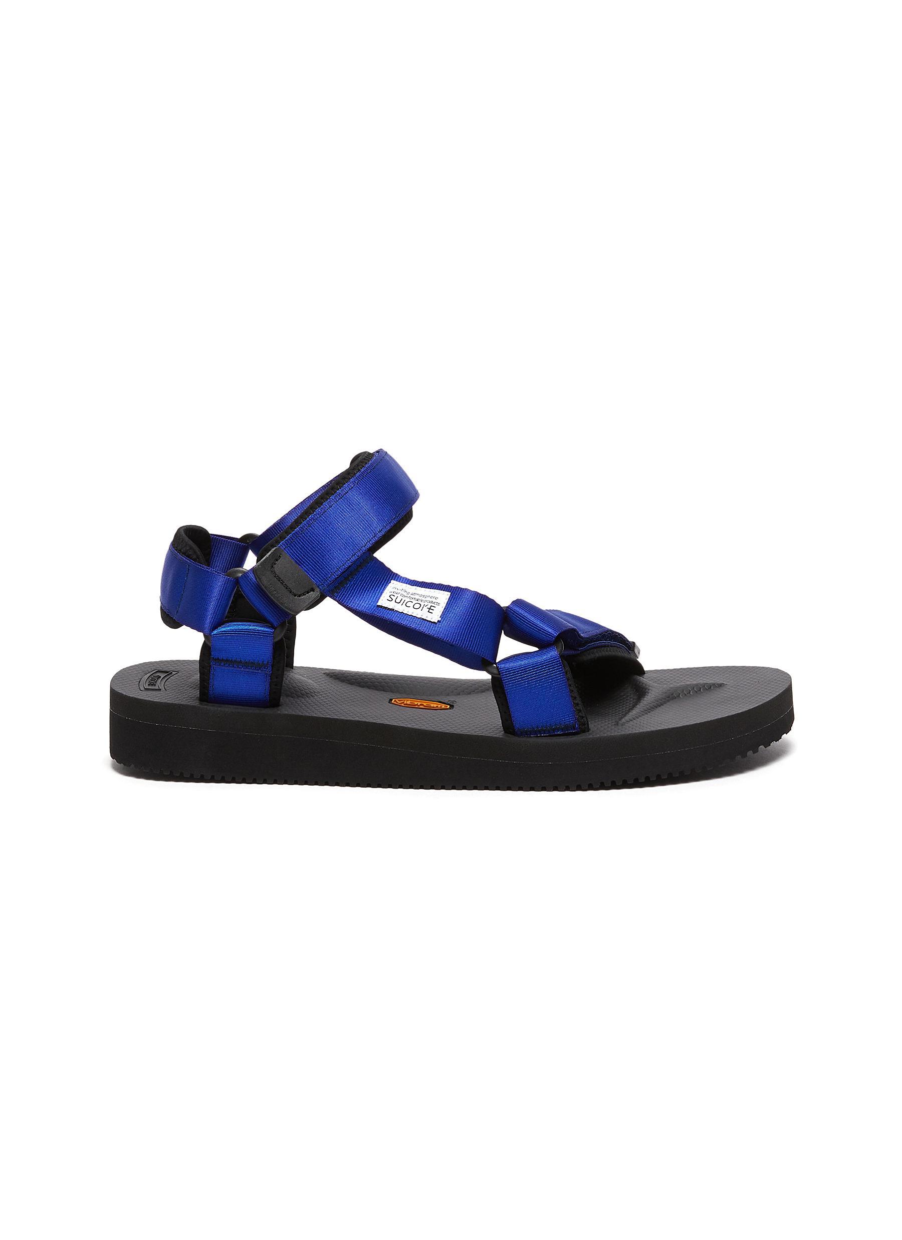 Assymetrical Sandal - SUICOKE - Modalova
