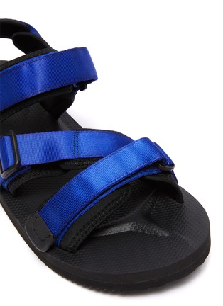Detail View - Click To Enlarge - SUICOKE - Three Straps Sandal