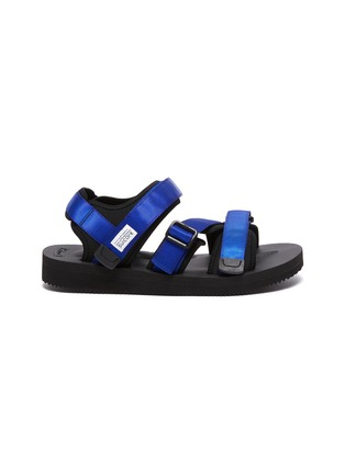Main View - Click To Enlarge - SUICOKE - Three Straps Sandal