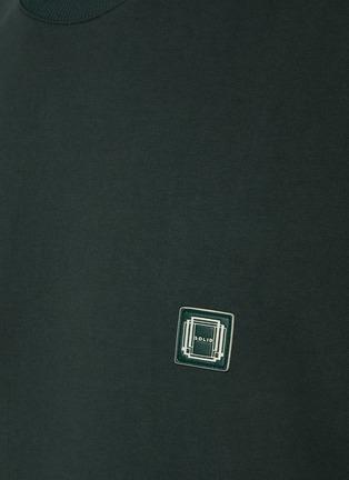 - SOLID HOMME - Logo back T-shirt