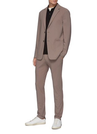 Figure View - Click To Enlarge - THEORY - 'Curtis' tailored pants