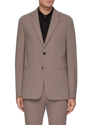 Main View - Click To Enlarge - THEORY - 'Clinton' single-breasted blazer