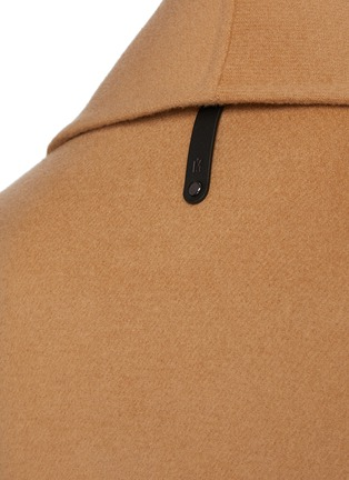 - MACKAGE - Thalia' Double Face Wool Belted Robe Coat