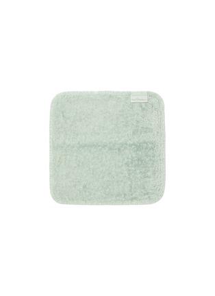 - ABYSS - Super Pile Face Cloth – Aqua