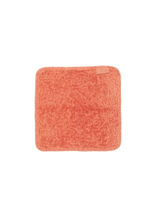 - ABYSS - Super Pile Face Cloth – Terracotta