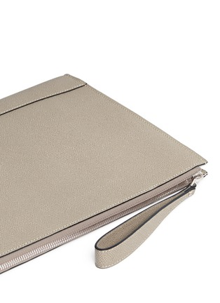 Detail View - Click To Enlarge - Valextra - Leather document holder