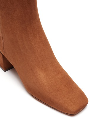 Detail View - Click To Enlarge - VINCE - Kaye' Suede Ankle Boots