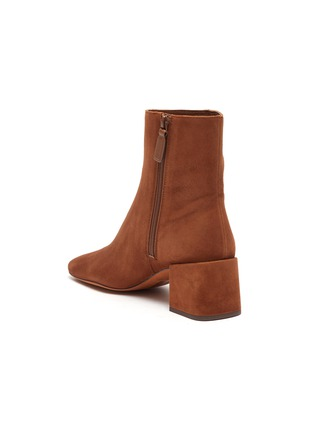 - VINCE - Kaye' Suede Ankle Boots