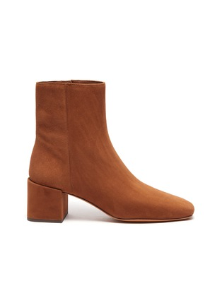 Main View - Click To Enlarge - VINCE - Kaye' Suede Ankle Boots