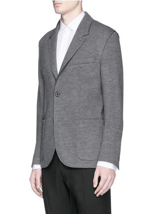 Front View - Click To Enlarge - LANVIN - Notch lapel unlined blazer