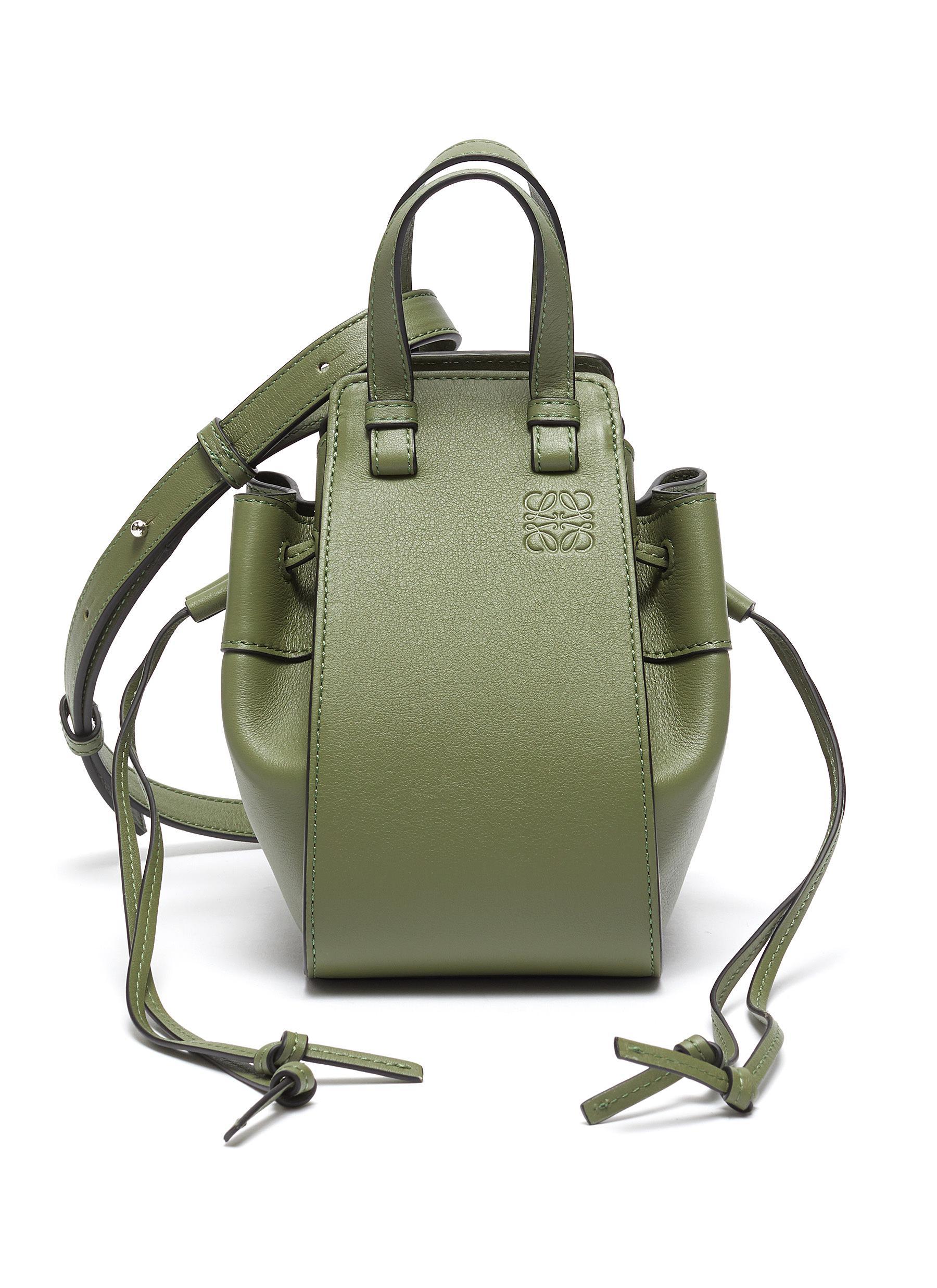 'Mini Hammock' drawstring tote bag