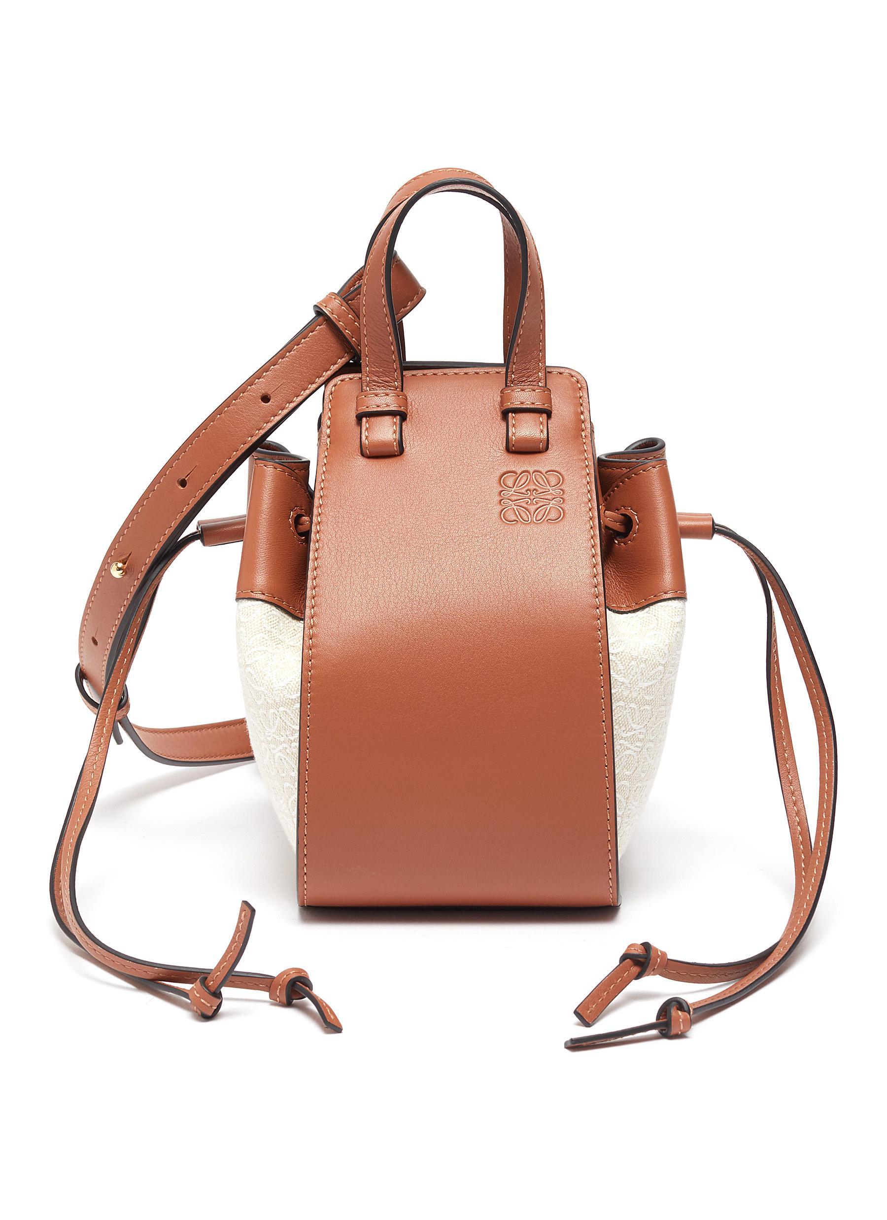 Hammock' Anagram Mini Bag