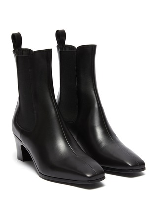Detail View - Click To Enlarge - PIERRE HARDY - Calf Leather Melody Chelsea Boot