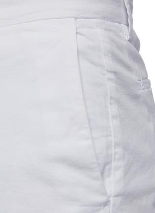 - THEORY - Zaine' Cotton Shorts