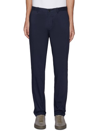 Main View - Click To Enlarge - THEORY - Zaine' Eco Crunch Linen Pants