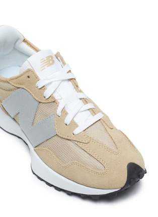 Detail View - Click To Enlarge - NEW BALANCE - 327 Made Draft' Low Top Lace Up Sneakers