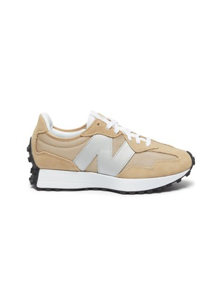 Main View - Click To Enlarge - NEW BALANCE - 327 Made Draft' Low Top Lace Up Sneakers