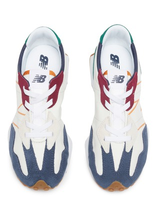 Figure View - Click To Enlarge - NEW BALANCE - 327' Kids Lace Up Sneakers