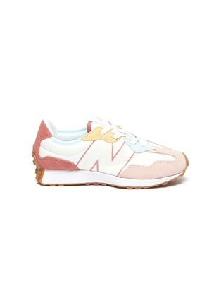 Main View - Click To Enlarge - NEW BALANCE - 327' Kids Lace Up Sneakers