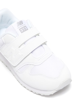 Detail View - Click To Enlarge - NEW BALANCE - 373' Logo Appliqué Velcro Strap Kids Sneakers