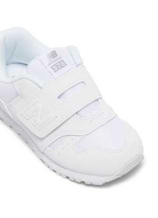 Detail View - Click To Enlarge - NEW BALANCE - 373' Logo Appliqué Velcro Strap Toddler Sneakers