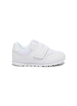 Main View - Click To Enlarge - NEW BALANCE - 373' Logo Appliqué Velcro Strap Toddler Sneakers
