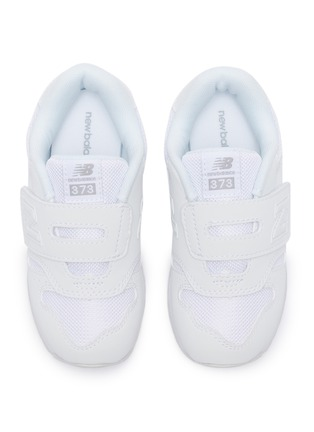 Figure View - Click To Enlarge - NEW BALANCE - 373' Logo Appliqué Velcro Strap Toddler Sneakers