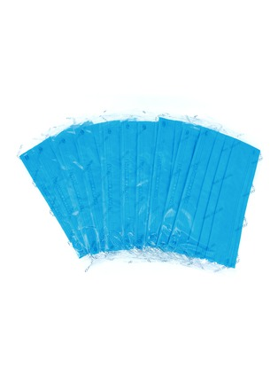 - PRIVATE STOCK LABS - Protective Face Mask Pack of 10 — Neon Blue