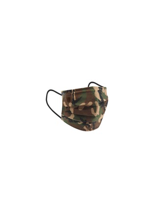Detail View - Click To Enlarge - PRIVATE STOCK LABS - Protective Face Mask Pack of 10 – Assorted Camouflage