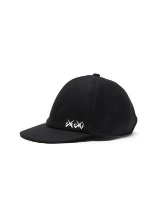 Main View - Click To Enlarge - SACAI - x KAWS Melton Cap
