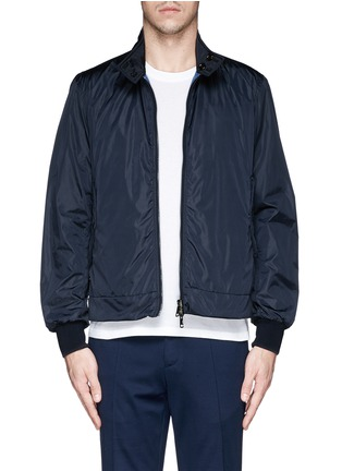 Main View - Click To Enlarge - Moncler - 'Hernest' reversible down jacket