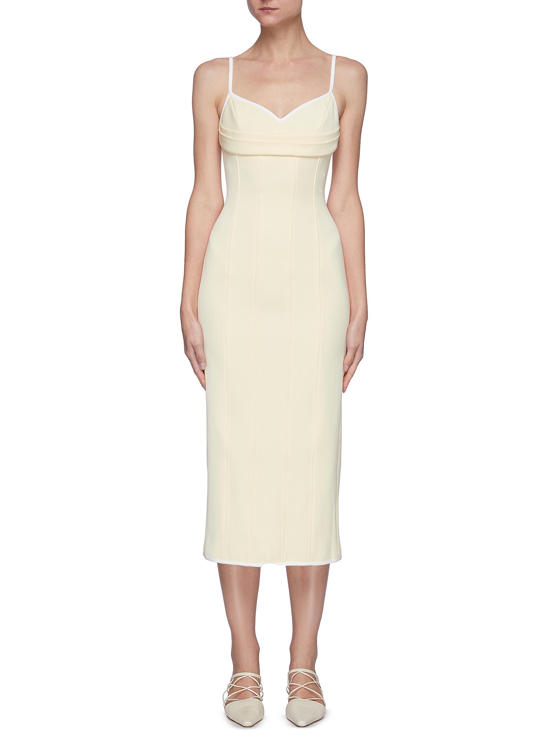 Polarise Slip Dress