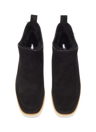 Detail View - Click To Enlarge - GABRIELA HEARST - Harry' Suede Boots
