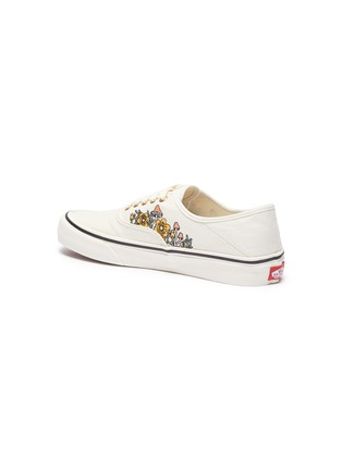 - VANS - AUTHENTIC SF' FLORAL LOW TOP LACE UP SNEAKERS