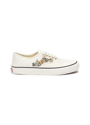 Main View - Click To Enlarge - VANS - AUTHENTIC SF' FLORAL LOW TOP LACE UP SNEAKERS