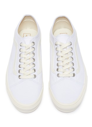 Detail View - Click To Enlarge - VANS - Old Skool Tapered' Low Top Lace Up Sneaker