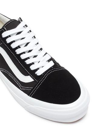 Detail View - Click To Enlarge - VANS - OG Old Skool LX' Low Top Lace Up Sneaker