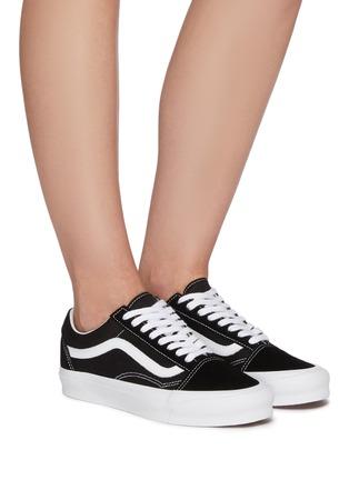 Figure View - Click To Enlarge - VANS - OG Old Skool LX' Low Top Lace Up Sneaker