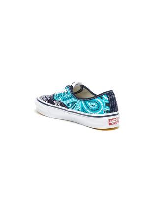 - VANS - OG Authentic LX' Bandana Print Low Top Lace Up Sneaker