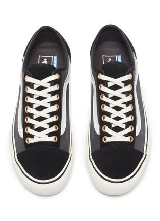 Detail View - Click To Enlarge - VANS - Style 36 Decon Sf' Low Top Floral Sole Sneakers