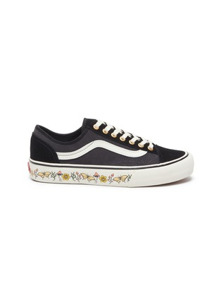 Main View - Click To Enlarge - VANS - Style 36 Decon Sf' Low Top Floral Sole Sneakers