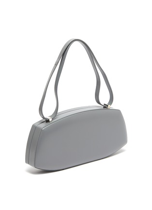Detail View - Click To Enlarge - JIL SANDER - Taos Small Case Leather Bag