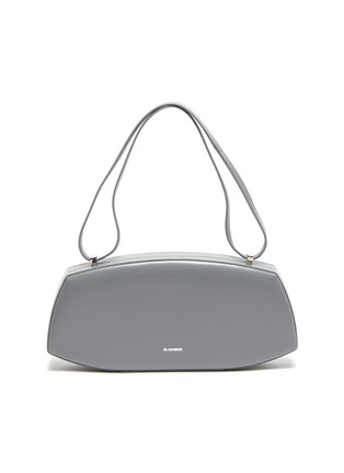 Main View - Click To Enlarge - JIL SANDER - Taos Small Case Leather Bag