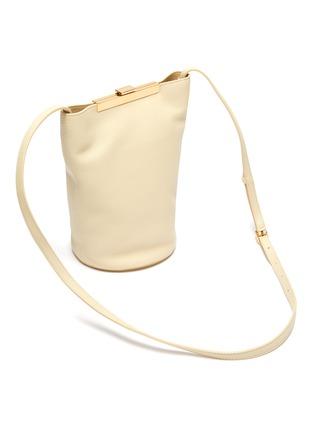 Detail View - Click To Enlarge - KHAITE - Etta' Crossbody Leather Bag